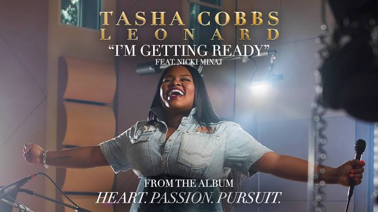Tasha Cobbs ft. William Murphy – Forever At Your Feet Mp3 Download